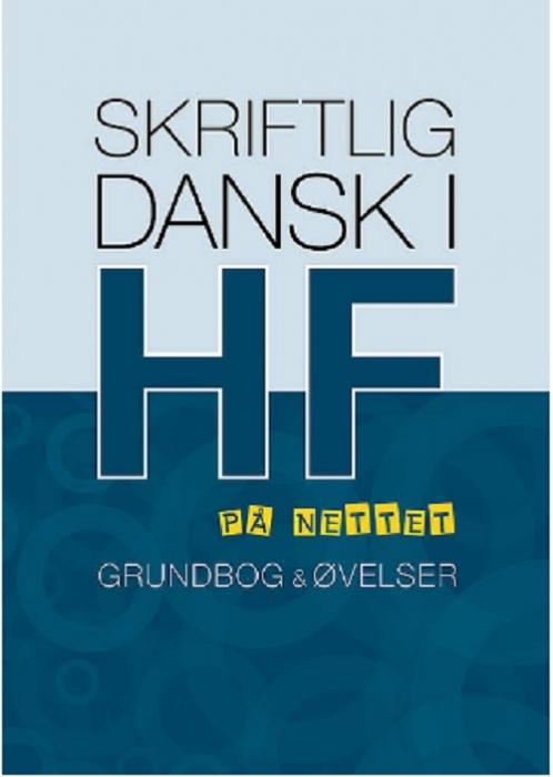 Image of Skriftlig dansk i HF på nettet (Bog)