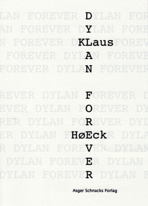 Dylan Forever (Bog)