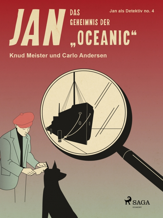"""Das Geheimnis der """"Oceanic"""" (E-bog)"""