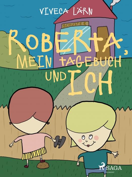 Image of   Roberta, mein Tagebuch und ich (E-bog)