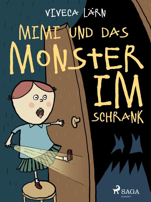 Image of   Mimi und das Monster im Schrank (E-bog)