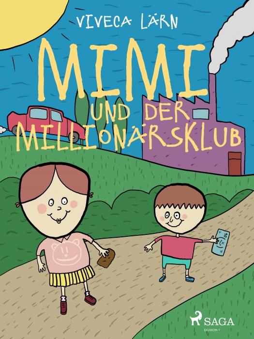 Image of   Mimi und der Millionärsklub (E-bog)