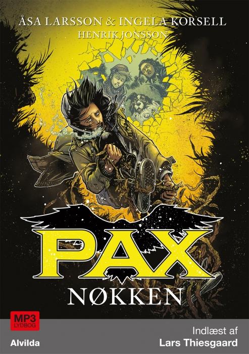 Image of PAX 6: Nøkken (Lydbog)