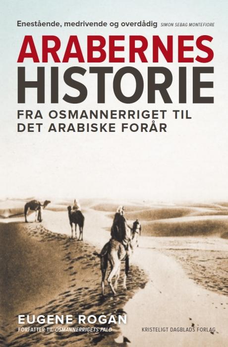 Image of   Arabernes historie (Bog)