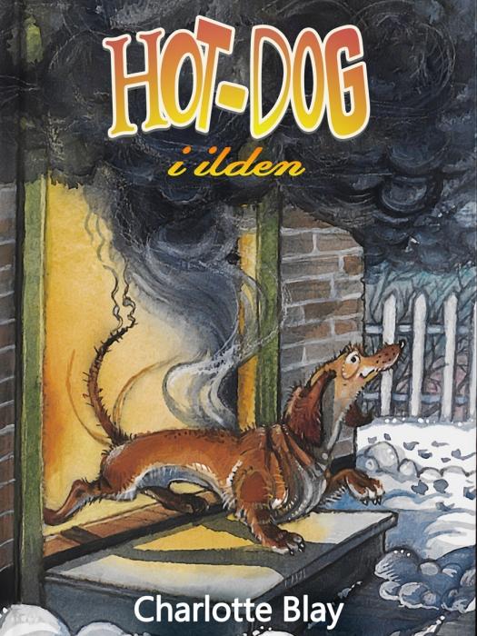 Hot-Dog i ilden (E-bog)