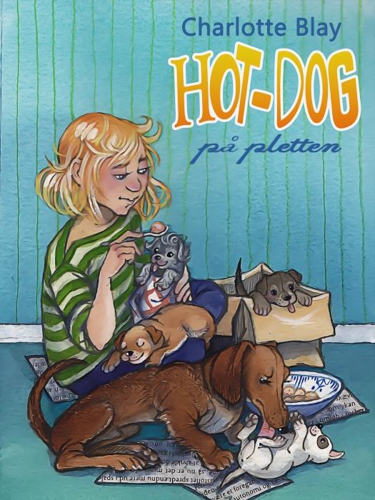 Hot-Dog på pletten (E-bog)