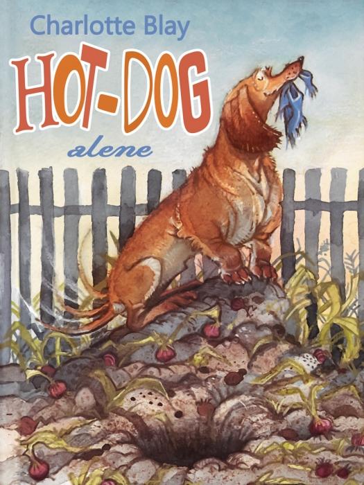 Hot-Dog alene (E-bog)