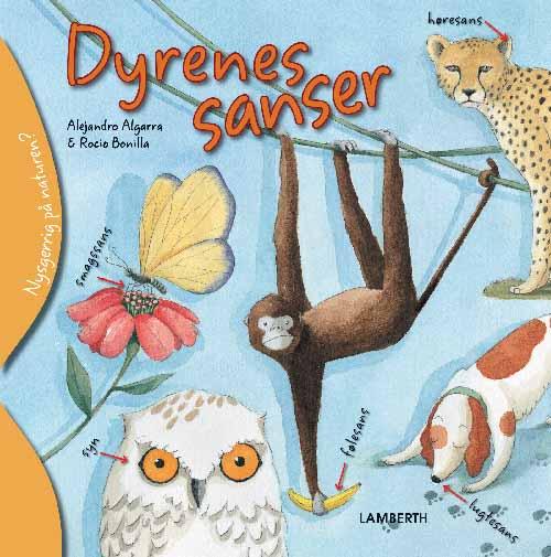 Image of Dyrenes sanser (Bog)