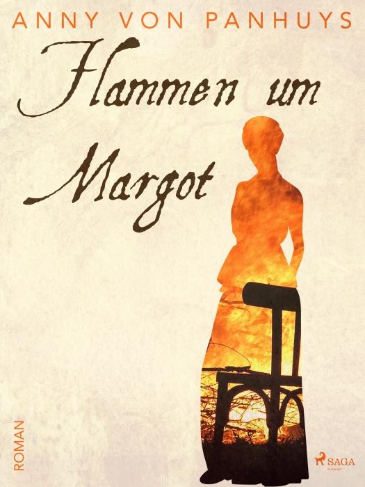 Image of Flammen um Margot (E-bog)