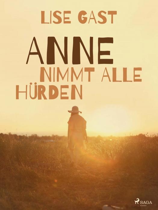Anne nimmt alle Hürden (E-bog)