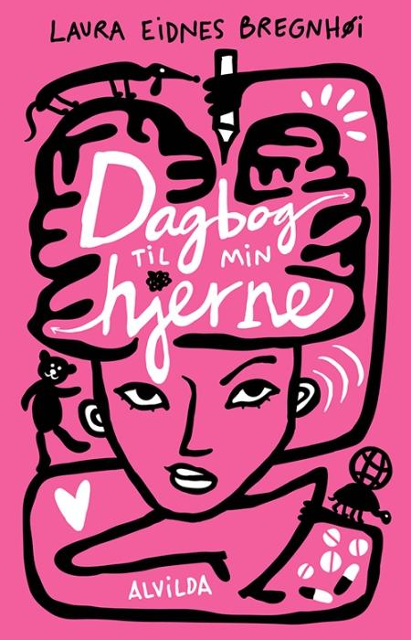 Image of   Dagbog til min hjerne (Bog)