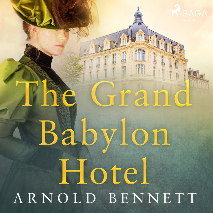 The Grand Babylon Hotel (Lydbog)
