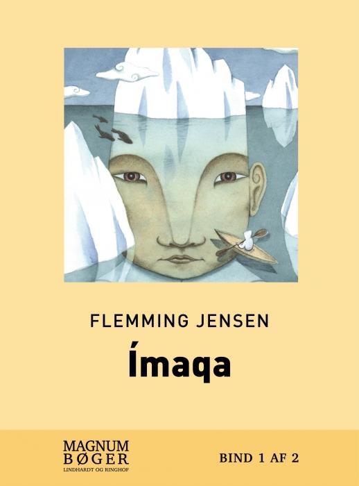Image of   Ímaqa (storskrift) (Bog)