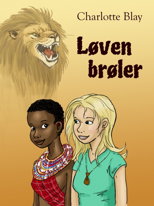 Løven brøler (E-bog)