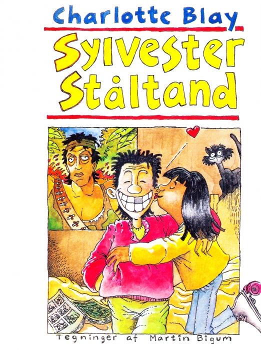 Sylvester Ståltand (E-bog)