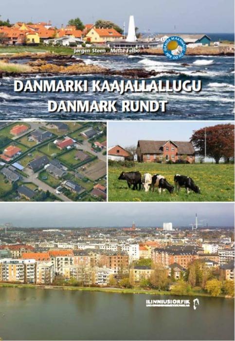 Image of   Danmark rundt (Bog)