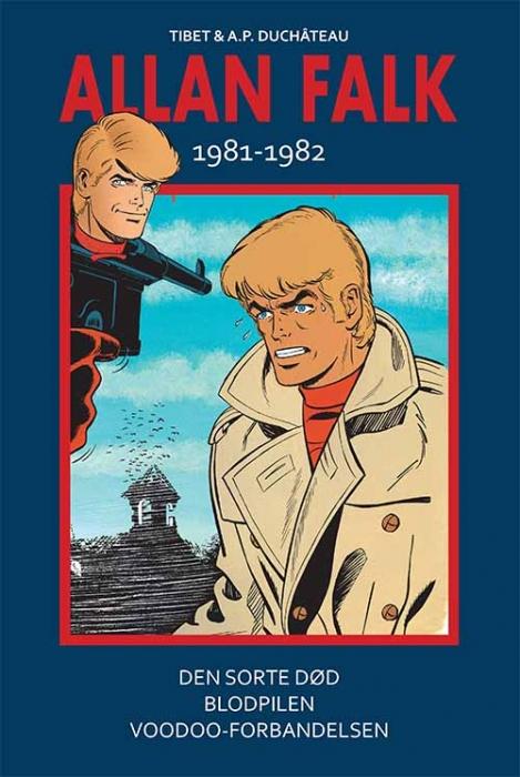 Image of   Allan Falk 1981-1982 (Bog)