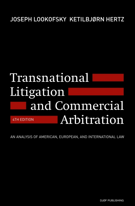 Transnational Litigation and Commercial Arbitration (Bog)