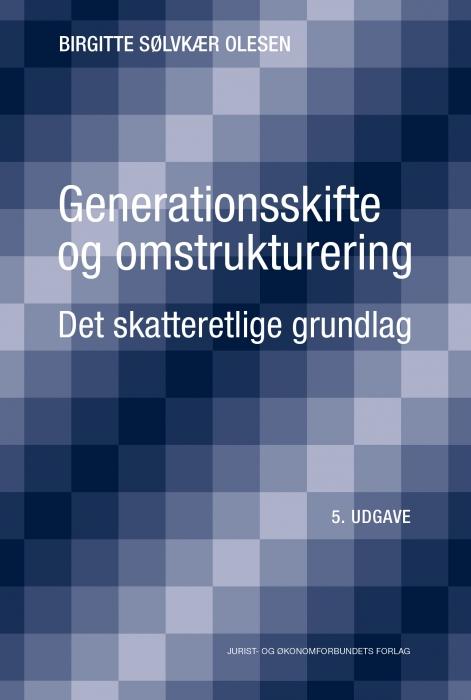 Generationsskifte og omstrukturering (Bog)
