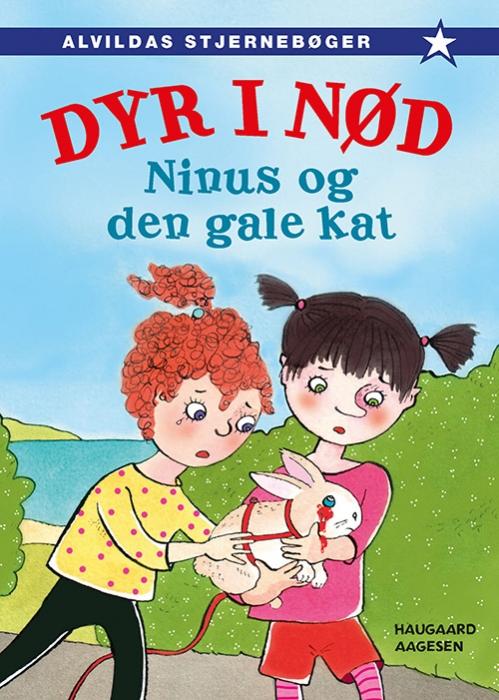 Image of   Dyr i nød 2: Ninus og den gale kat (Bog)