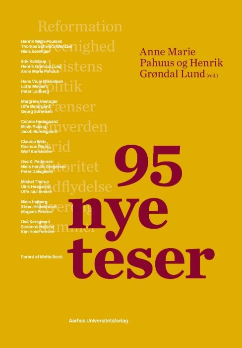 Image of   95 nye teser (Bog)