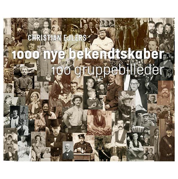 Image of   1000 nye bekendtskaber (Bog)