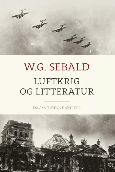 Luftkrig og litteratur (E-bog)