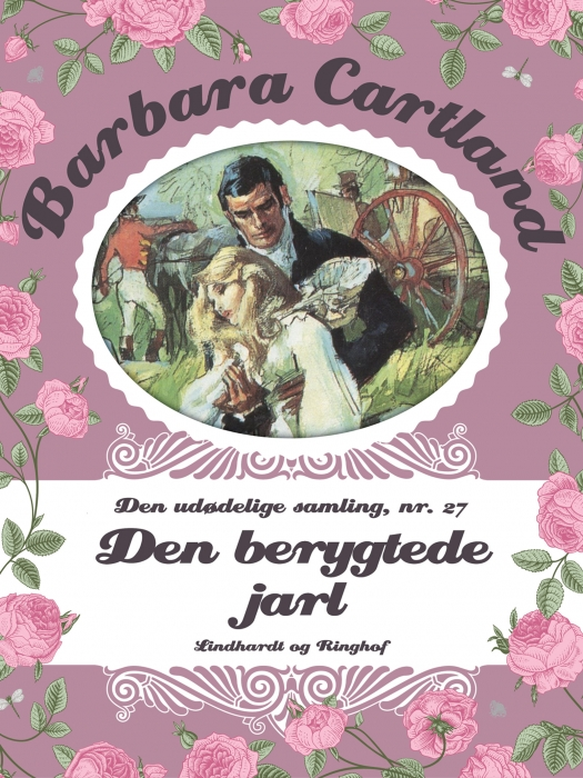 Image of Den berygtede jarl (Lydbog)