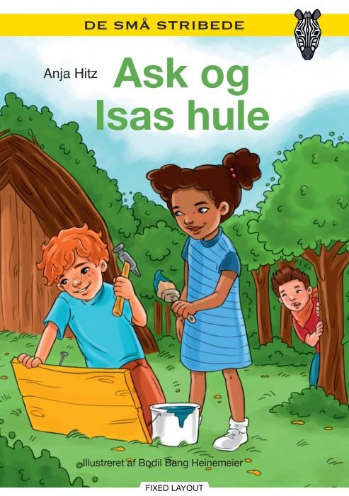 Image of Ask og Isas hule (E-bog)