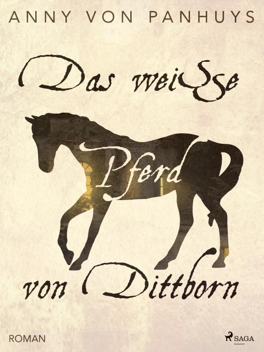 Image of Das weiße Pferd von Dittborn (E-bog)