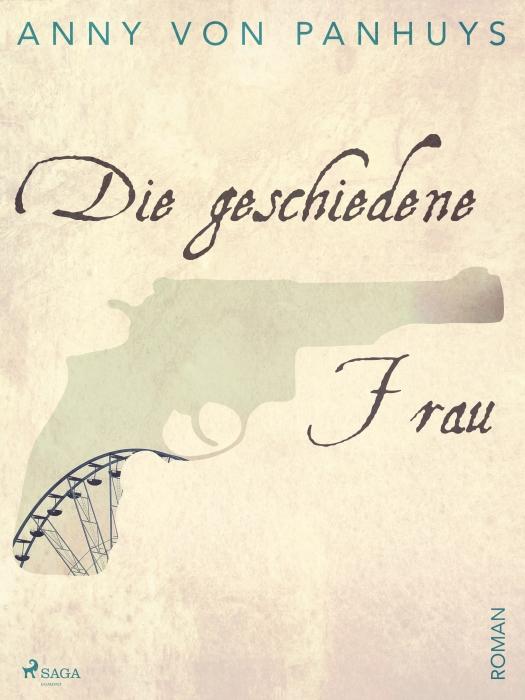 Image of Die geschiedene Frau (E-bog)