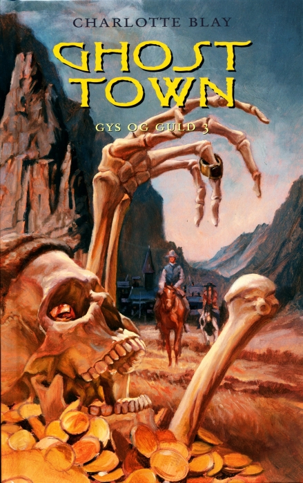 Ghost Town (E-bog)