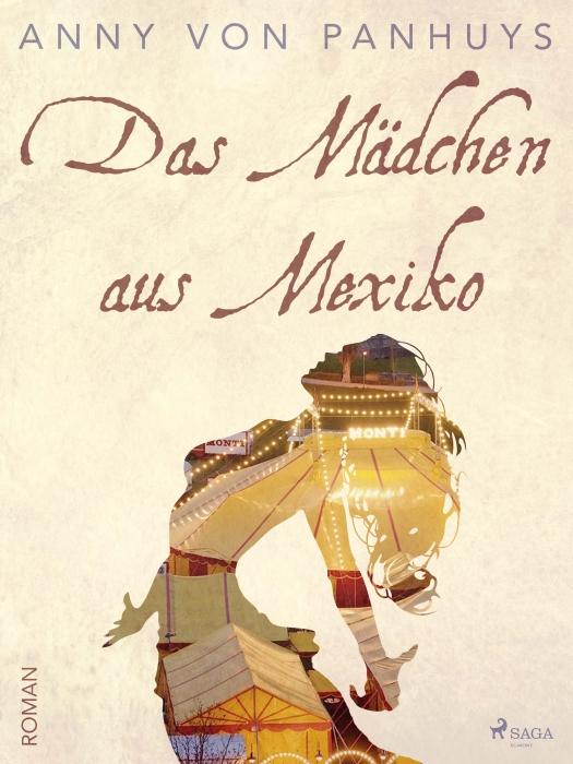 Image of Das Mädchen aus Mexiko (E-bog)