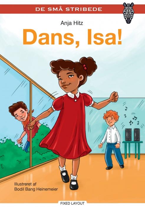 Image of Dans, Isa! (E-bog)