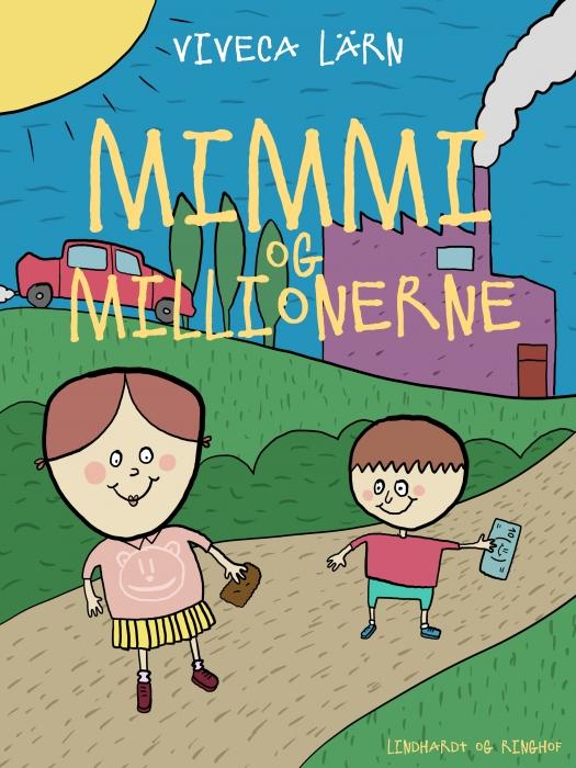 Image of   Mimmi og millionerne (E-bog)