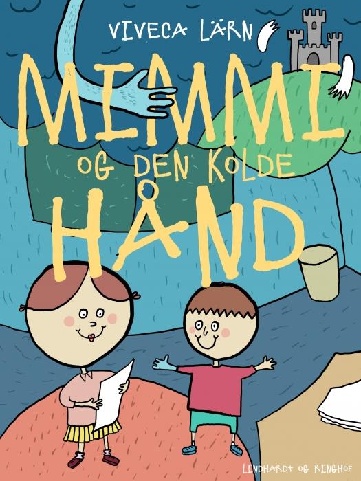 Image of   Mimmi og den kolde hånd (E-bog)