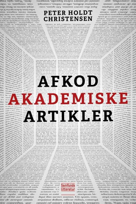 Image of   Afkod akademiske artikler (E-bog)
