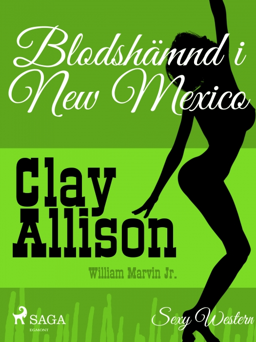 Image of   Blodshämnd i New Mexico (E-bog)