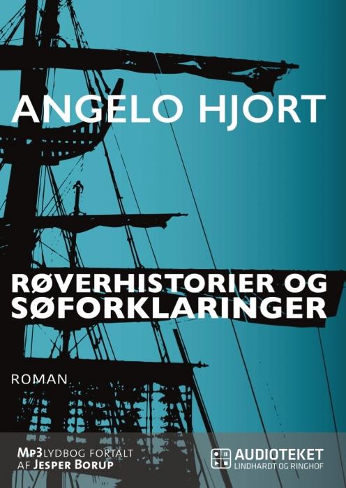 Image of Røverhistorier og søforklaringer (Lydbog)