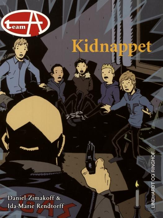 Kidnappet (E-bog)