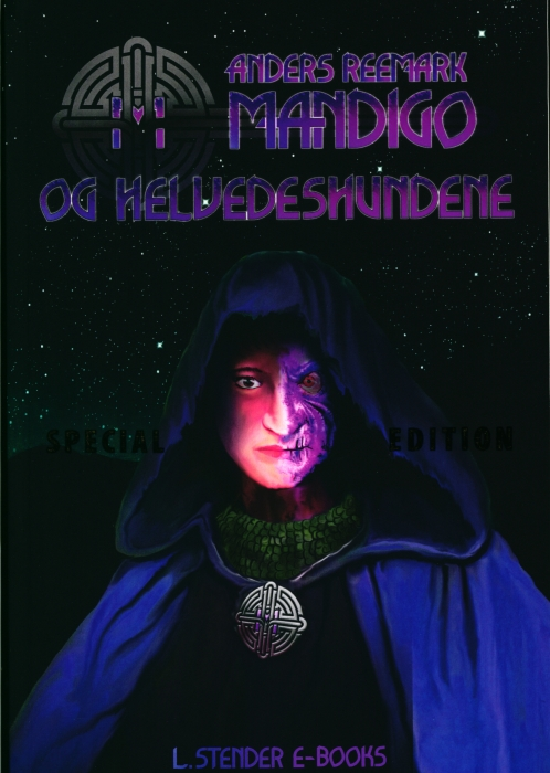 Image of   Mandigo og Helvedeshundene - Special Edition (Bog)