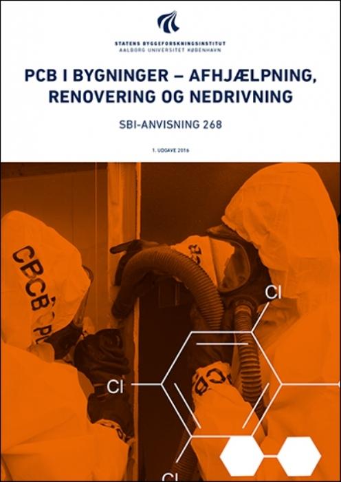 PCB i bygninger  -  afhjælpning, renovering og nedrivning (Bog)