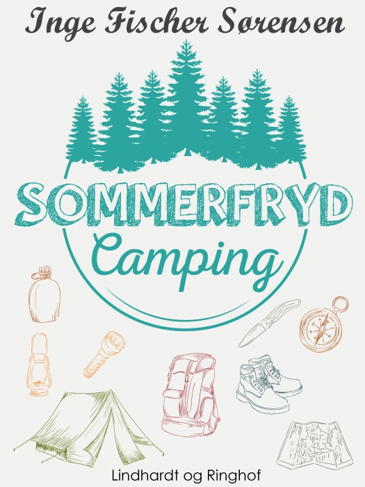 Sommerfryd Camping (E-bog)