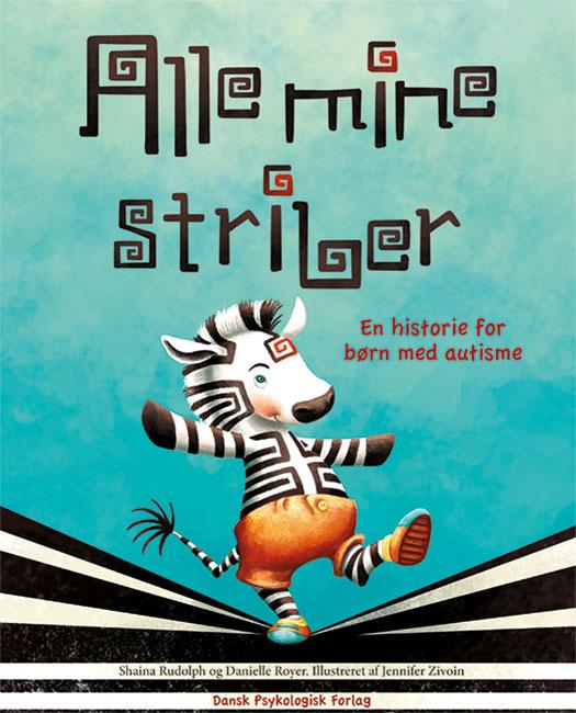 Image of   Alle mine striber (Bog)