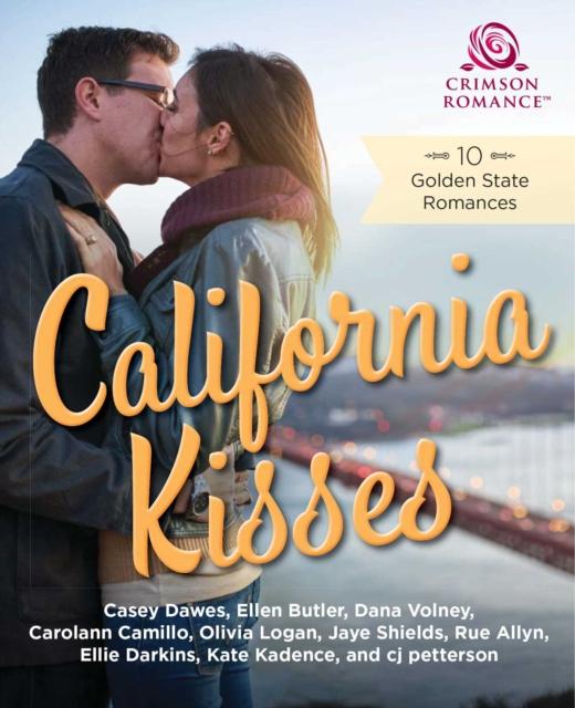 California Kisses af Ellie Darkins, mfl  som e-bog