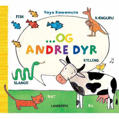 Image of   ... og andre dyr (Bog)