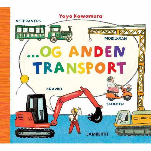 Image of   ... og anden transport (Bog)