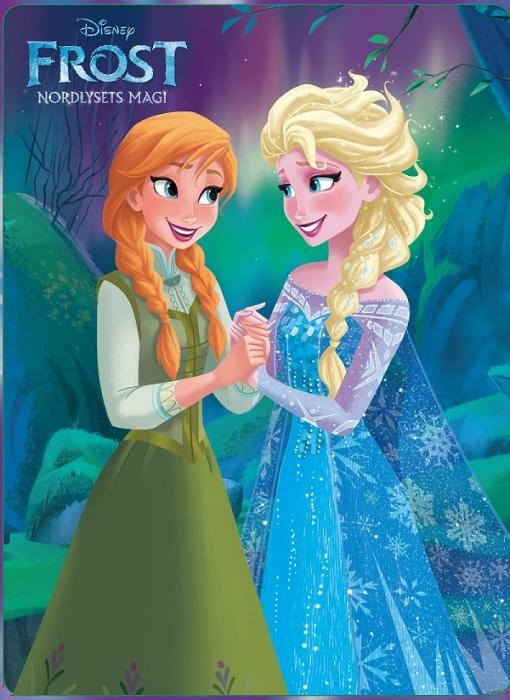 Disney Happy Tin - Nordlysets Magi (Bog)