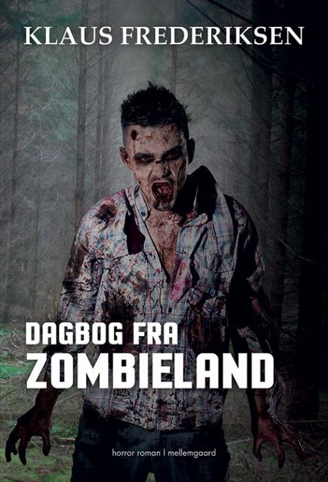 Image of   Dagbog fra Zombieland (Bog)
