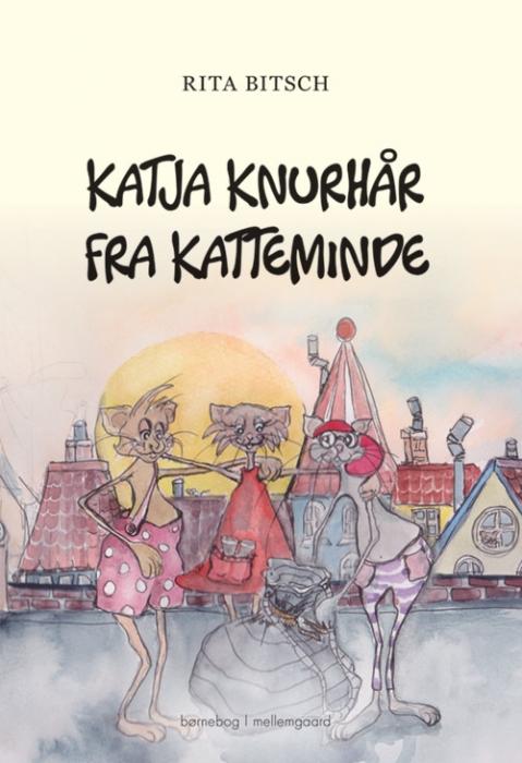 Katja Knurhår fra Katteminde (Bog)